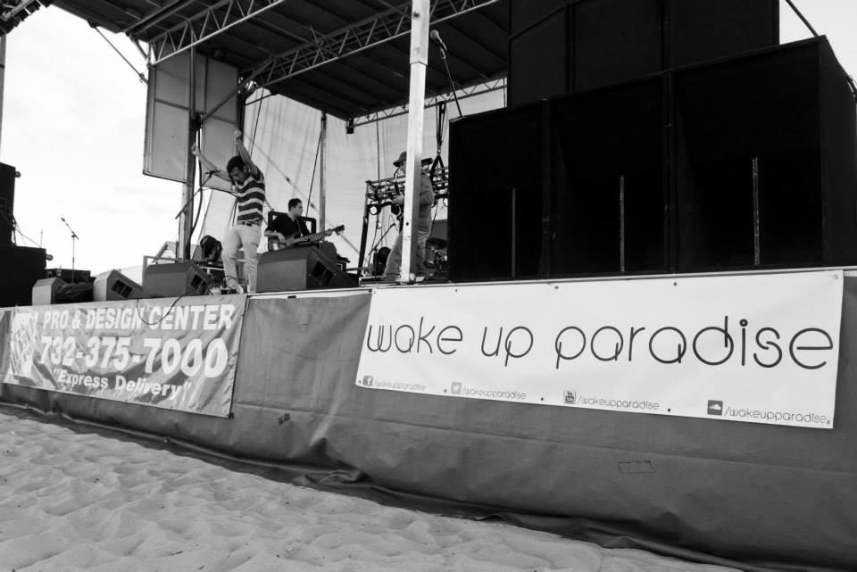 Wake Up Paradise, We Need More