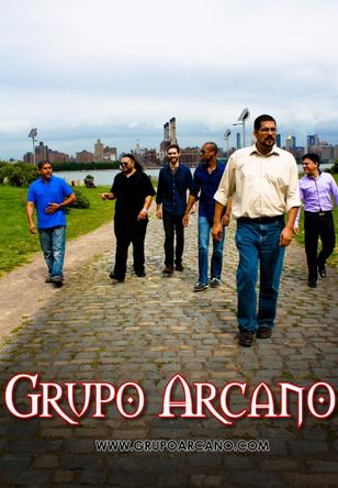 Grupo Arcano Heat Up the Big Apple