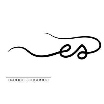 Escape Sequence: Escape Sequence