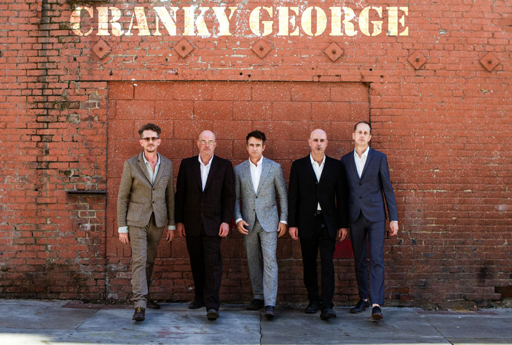 Cranky George – Nighttime