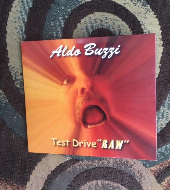 """Aldo Buzzi """"Test Drive """"RAW"""""""