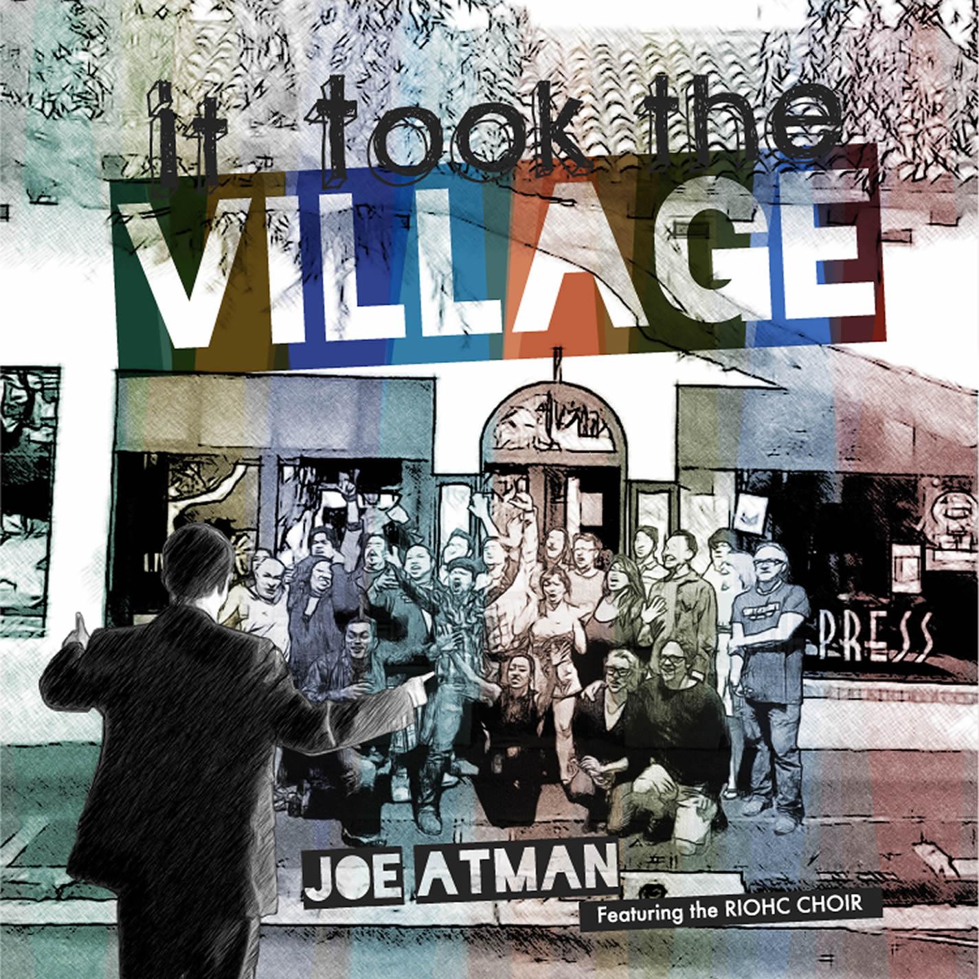 Joe Atman feat. Riohc Choir (Pop, AAA, Adult Contemporary, Singer/Songwriter, Piano)