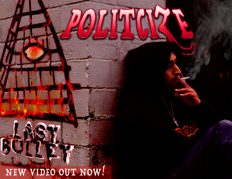 Politicize – Last bullet a song about poverty in America's rustbelt