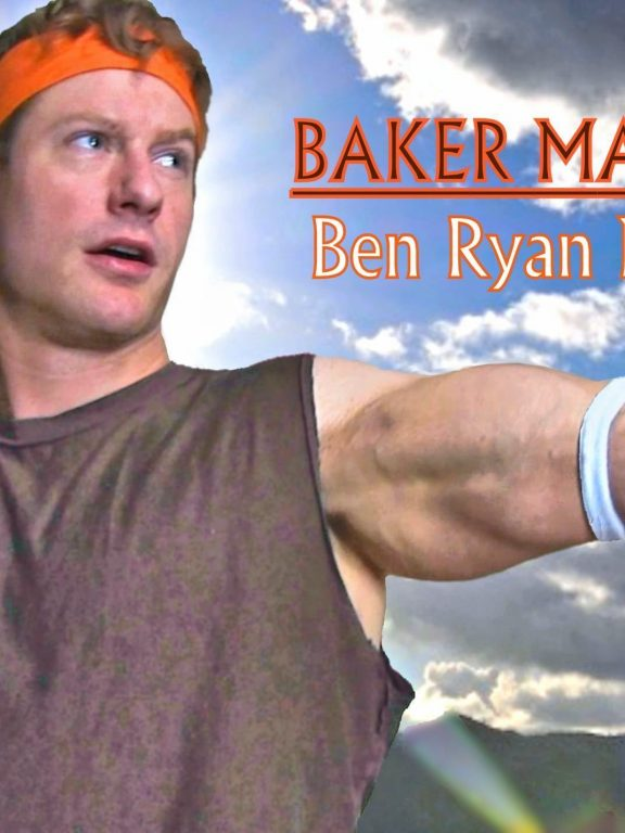 "Ben Ryan Metzger Reps Cleveland Football With ""Baker Mayfield Shake And Bake"""